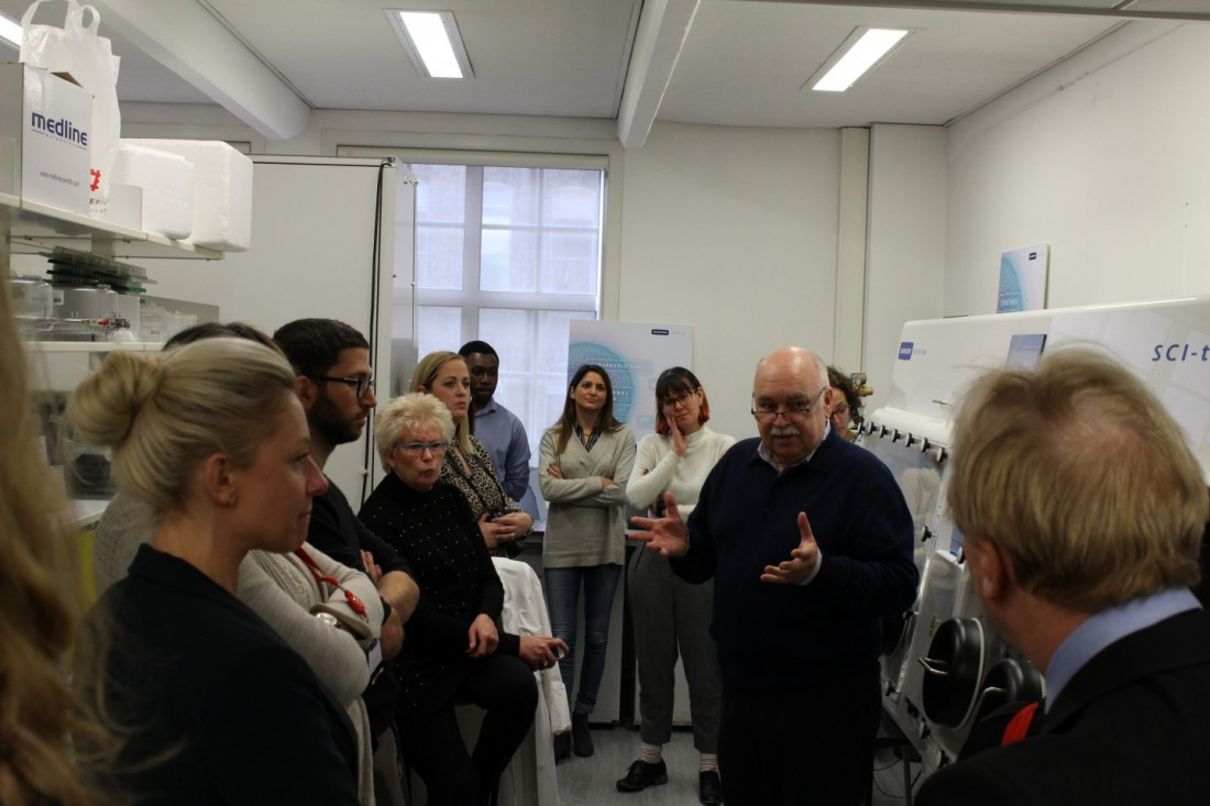 Physiological Oxygen & Metallomics Facility Workshop, King's College London