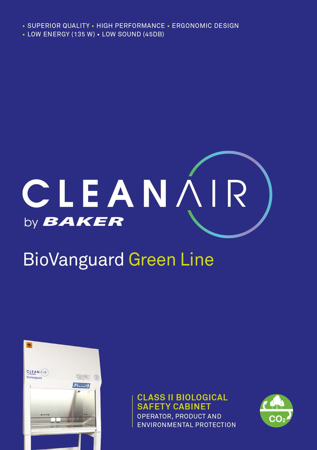 CleanAir by Baker
